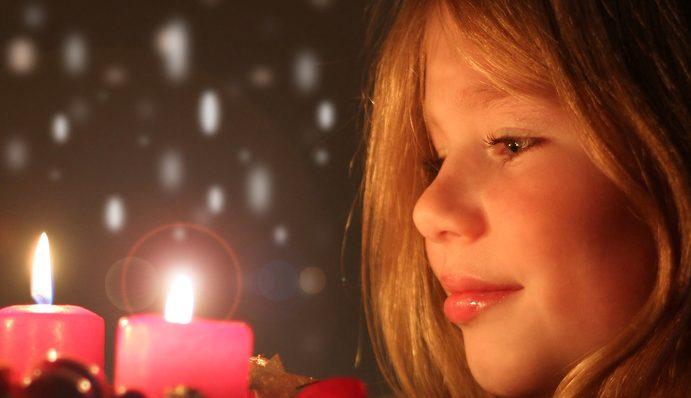 Mit Kerzen-Meditation entspannen