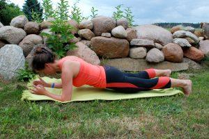 Alternative Übung zu Liegestütz Andrea Kilz