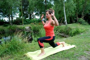 Physiotherapie Andrea Kilz Oberschenkel und Rücken kräftigen