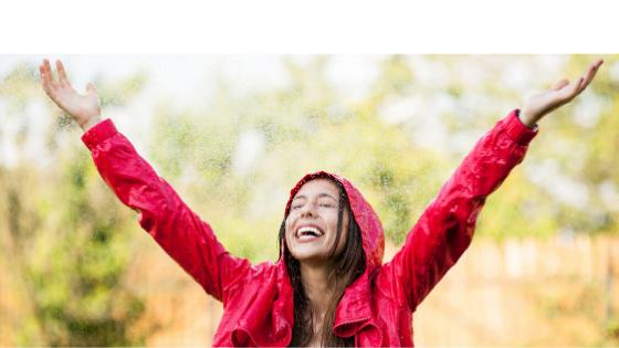 Regen bringt Segen – Ideen fürs zu Hause sein